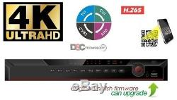 16CH 4K 1U DVR Dahua XVR5216AN-4KL-X Penta-brid Digital Video Recorder