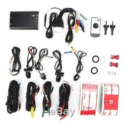 360° Surround View DVR Digital Video Recorder For In Car CCTV Security Systems