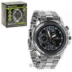 4gb Analogue Watch With Digital Video Recorder Spy Camera Dvr Cam High Quality