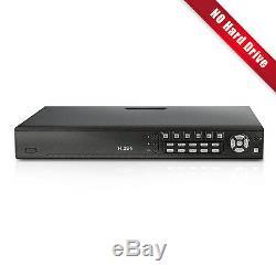 5MP Camera 16CH IP Network P2P HD Digital Video Recorder CCTV NVR 4SATA Support