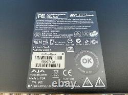 AJA Ki Pro Rack Digital Video File Recorder 10-bit 422 full-raster video 422