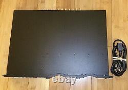 AJA Ki Pro Rack Digital Video File Recorder with Apple ProRes 422 1RU HD Record