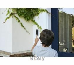 BRAND NEW Google Nest Hello Video WIRED Doorbell Black FREE P&P