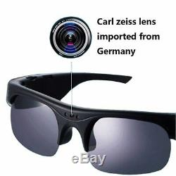 Bluetooth Smart Spy Glasses Digital Camera Video Recorder G5 Wearable Dial Call