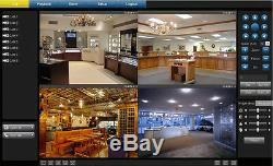 Bosch Security Dvr-5000-08a200 8-ch. Digital Video Recorder 2tb Hdd H. 264 New