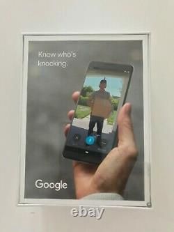 Brand new Google Nest Hello Smart Doorbell NC5100GB #4