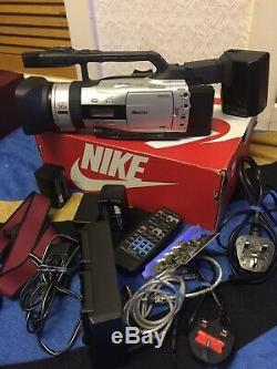 Canaon3ccd Digital Video Camcorder Xm2pal Fluorite 20x3ccd Mega Pixel Recording