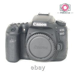 Canon EOS 90D Digital SLR Camera With Canon 18-55mm STM IS Lens