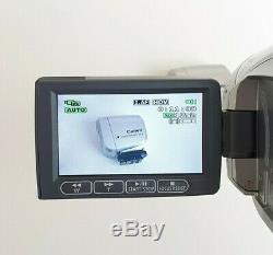 Canon HV20 E HDV High Definition Digital Video Tape Recorder Camera PAL