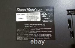 Channel Master DVR+ Over The Air Video Recorder Tuner CM-7500GB16 + Remote