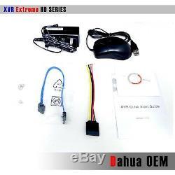 Dahua OEM 5in1 8MP Penta-brid 16CH + 16CH(IPC) DVR 4K Digital Video Recorder