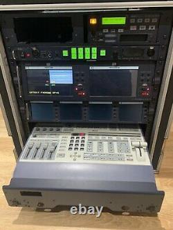 Datavideo SE-800 Digital Video Switcher with intercom System and DV/HDV recorder