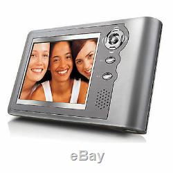 Dvr Recorder Digital Video Recorder LCD 20gb Hdd For Thermal Imaging Flir Atn Nv