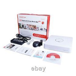 Foscam FN7108HE 8 Kanal Full HD Netzwerk Video Recorder NVR Aufnahmegerät PoE