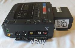 Good Used SONY GV-D200 NTSC Digital8 Video Cassette Recorder PLEASE READ