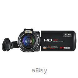 HDV-Z20 Professional Digital Camera WiFi Video Camcorder Full HD 1080P Recorder