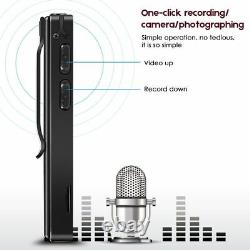 Hidden Video Voice Recorders Rotating Digital Camera Noise Reduction Dictaphone