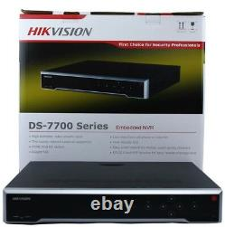 Hikvision DS-7716NI-I4/16P 16CH Embedded 4K NVR Network Video Recorder, English