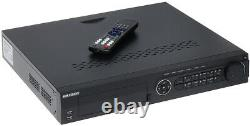 Hikvision Nvr 16 Channels Poe Network Video Recorder Up To 24tb Ds-7716ni-e4/16p