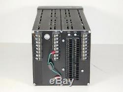 Honeywell VPR101 5.5 LCD Video Digital Programmer Chart Data Recorder Unit