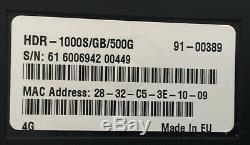 Humax HDR-1000S 500Gb Freesat+ Satellite / Digital Video Recorder HDD / HDR