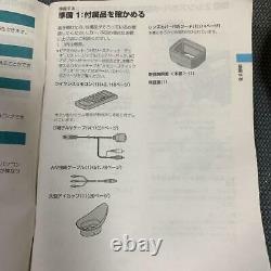 JUNK Sony HDR-FX1000 HDV Handycam Digital HD Video Camera Recorder w / Cables