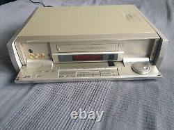 JVC HM-Dr10000EK VCR Digital VHS S-VHS D-VHS Video Cassette Recorder MPEG2 Codec