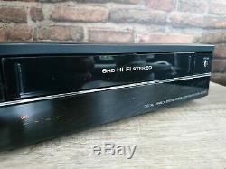 LG RCT699H Digital & Analog DVD Recorder VCR Player Combi HDMI Full HD Video