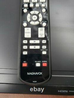 Magnavox MDR537H/F7 HDMI DVD HDD 1TB Hard Drive Video Recorder DVR Digital Tuner