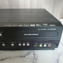 Magnavox ZV427MG9-A VCR DVD Digital Video Recorder Combo HDMI- NO REMOTE WORKS
