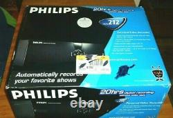 New Never Used Philips HDR 212 Tivo Digital Video Recorder TV Receiver