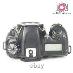 Nikon D7500 Digital SLR Camera Body