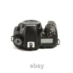 Nikon D7500 Digital SLR Camera Body Only Kit Box 4K UHD Video Recording 30 fps