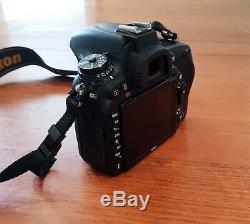 Nikon D750 24.3 MP Digital SLR Camera Black Including Lenses