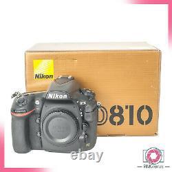 Nikon D810 Digital SLR Camera Body