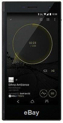 ONKYO Digital Audio Player GRANBEAT Hi-Res 128GB Dual Nano SIM DP-CMX1(B) Japan