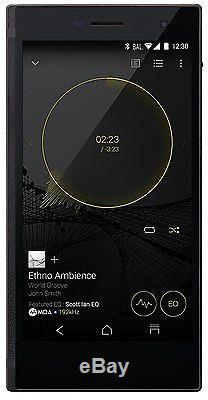 ONKYO Hi-Res Digital Audio Player GRANBEAT DP-CMX1 (B) 128GB from Japan New