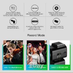 ORDRO AC3 4K WiFi Digital Video Camera Camcorder 24MP 30X Zoom IR DV Recorder UK