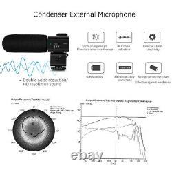 ORDRO HDV-AE8 4K WiFi Digital Video Camera Camcorder DV Recorder 30MP 16X U5T9
