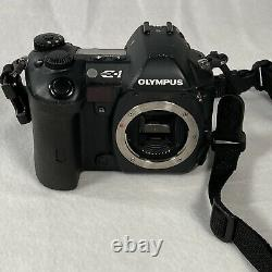 Olympus E1 camera bundle packOlympus Digital 50mm F2 Zuiko Macro & 50-200mm Lens