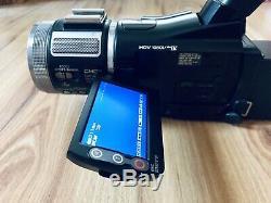 PROFESSIONAL SONY HVR-A1E HDV 1080i miniDV DIGITAL HD VIDEO RECORDER FREE POST