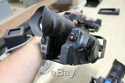 Panasonic 3CCD Digital Video Camera Recorder Ag-DVX100A LOT OF 3