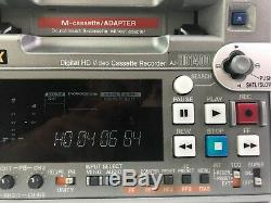 Panasonic AJ-HD1400P Digital HD Video Cassette Recorder AJ-HD1400 DVCPROHD