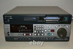 Panasonic AJ-SD955 AP DVCPRO 50 Digital Video Cassette Recorder #H58