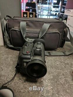 Panasonic Ag Ez1 Digital Video / Camera / Recorder 3ccd 20 Digital Zoom