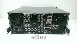 Panasonic DVCPRO AJ-D850P Digital Video Recorder