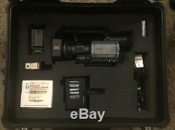 Panasonic Digital Video Recorder DVX100A w. Extra lens & Pelican 1610 case