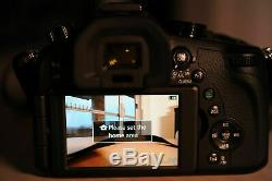 Panasonic LUMIX DMC-FZ1000 20.1 MP Digital Camera Black, BOXED