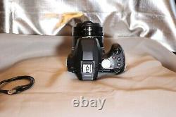 Panasonic Lumix FZ80 18.1MP Digital Camera Black 4k video Recording