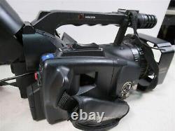 Panasonic MiniDV AG-DVC80P Digital Video Camera Recorder 398 Hours Leica Dicomar